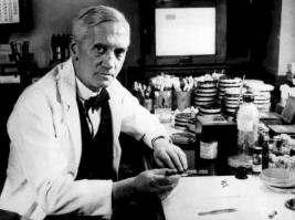 Fleming y la Penicilina