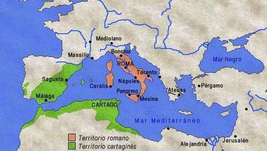 [Historia]Guerras Punicas Cartago