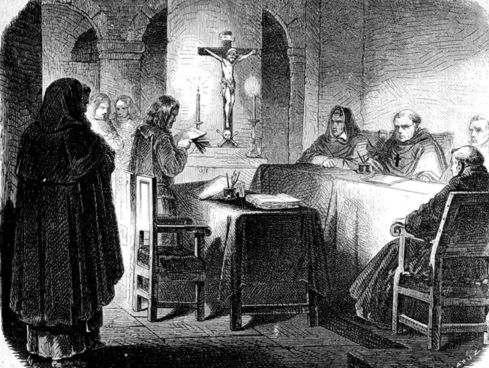 La Inquisicion y Sus Torturas