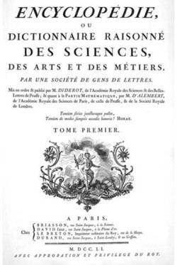 Enciclopedia Francesa
