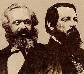 Fotos Marx Marx_engels