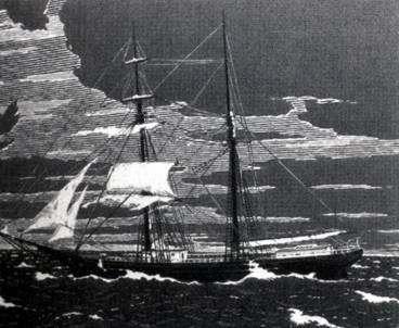 El misterio del Mary Celeste: Barco fantasma