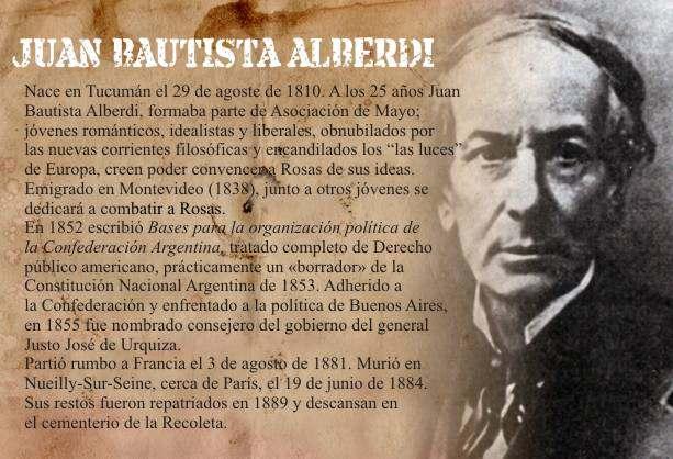 Alberdi Juan Bautista