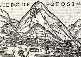 La Explotacion de los Indios en Potosi Minas de Plata Encomienda
