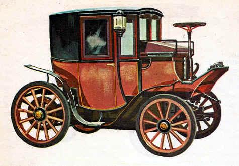 edad de los vehiculo: