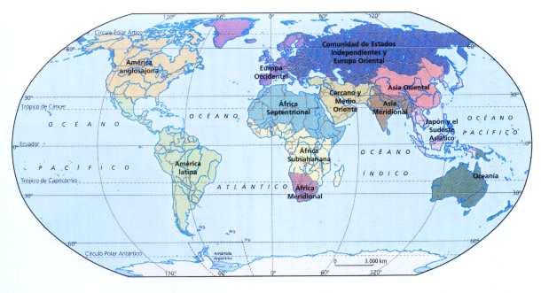 grande bloque economico mundo: