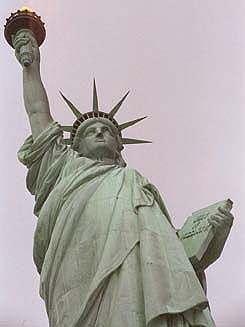 La Estatua de la Libertad Historia Construccion Regalo de Francia