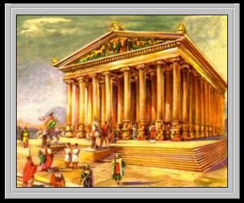 Resultado de imagen de templo de diana en efeso