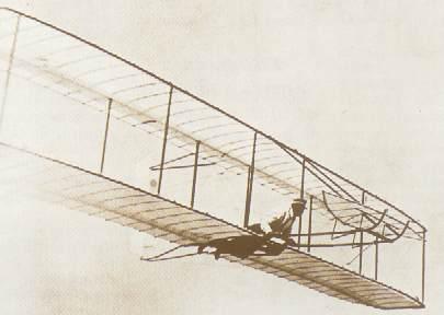 invencion del avion: